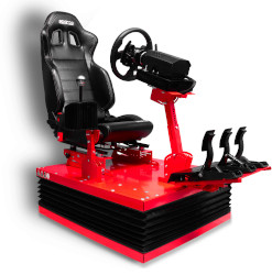 Motion Chassis & Computer ($61,250)